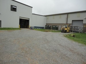 Industrial Facility Stormwater Renovation